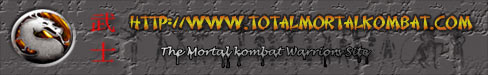 The Realm of the Warriors: The Mortal Kombat Warriors Site