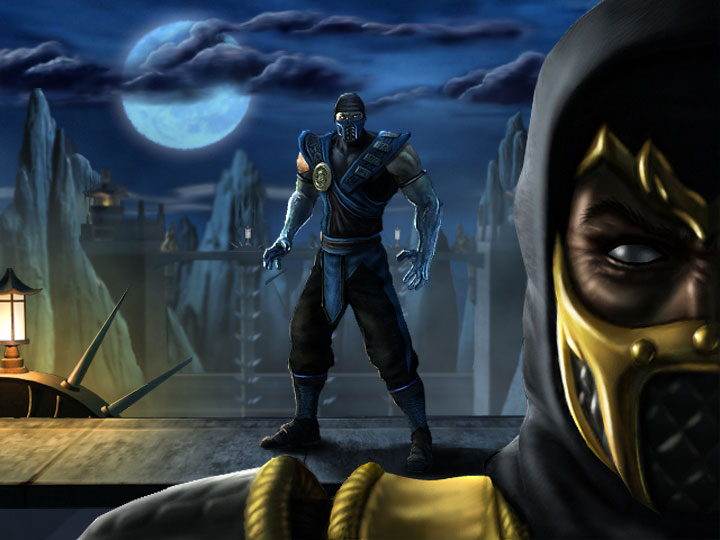 sub zero. made his way to sub-zero.