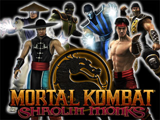 mortal kombat shaolin monks character