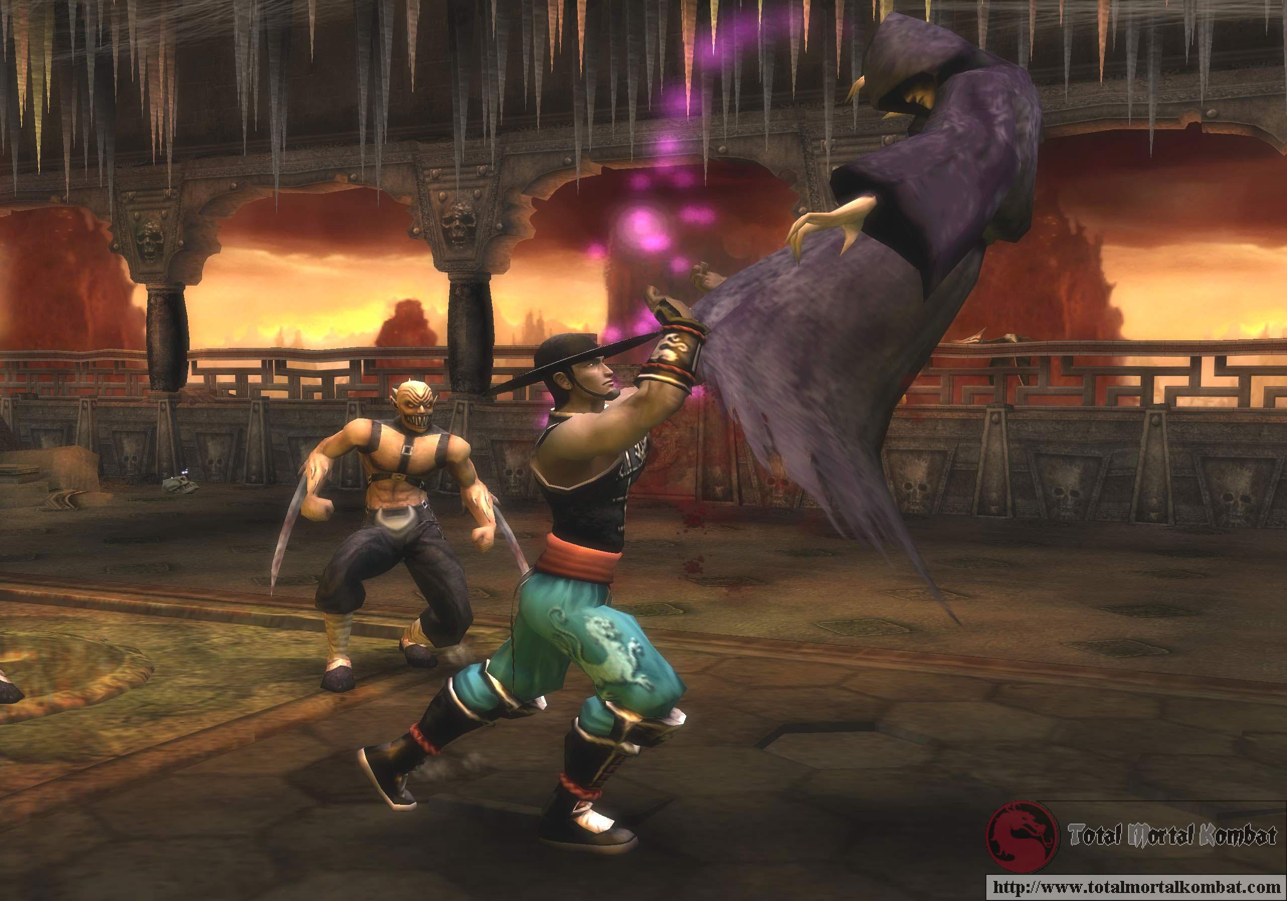Mortal Kombat Для Windows Xp