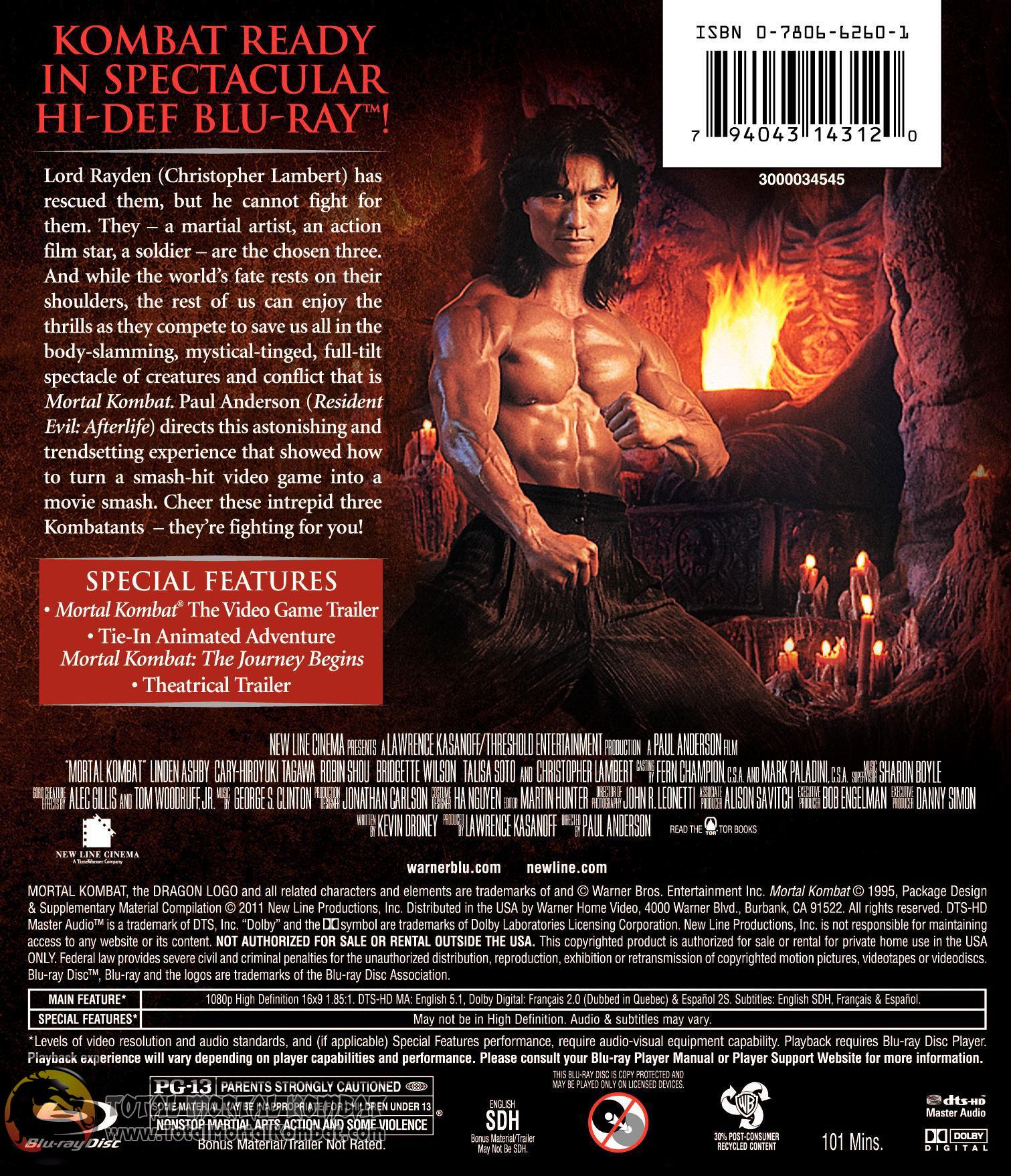 Mortal Kombat Rebirth Full Movie